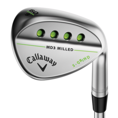 Callaway MD3 Milled Chrome Wedges