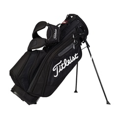 Titleist Lightweight Stand Bag - Black