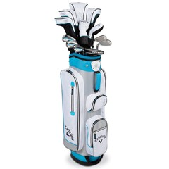 Callaway Women's Solaire 13 Piece Set - Blue