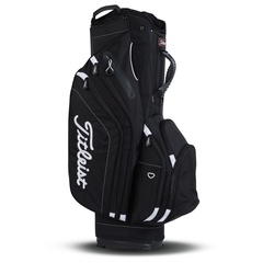 Titleist Lightweight Cart Bag - Black