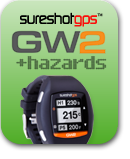 Sureshot GPS Watch GW2