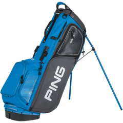 PING Hoofer 14 Way Bag - Birdie Blue/Grey