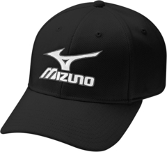 Mizuno Tour Fitted Cap - Black
