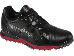 Asics GEL-ACE Pro FG shoe - Black/Red
