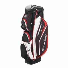 Wilson Staff Nexus Cart Bag - Black/Grey