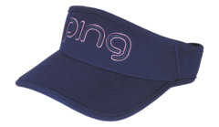 PING Ladies Tour Visor - Navy/Navy