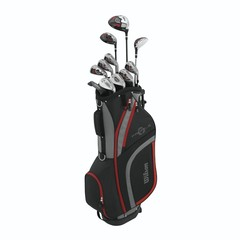 Wilson Profile XLS Men's Package Set