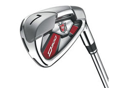 Wilson Staff D300 Irons 2017 - Graphite
