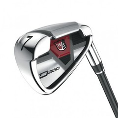 Wilson Staff D250 Irons 2017 - Steel