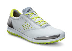 ECCO Women's Biom Hybrid 2 Golf Shoe - Concrete