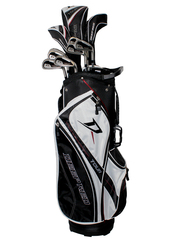 Wilson Deep Red Tour Men's Package Set