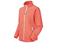 2017 FootJoy Women's Lightweight Softshell Jacket #95984 Papaya