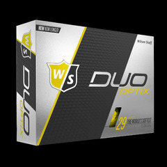 Wilson Staff Duo Optix Golf Ball x3 Dozen