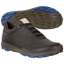 20b57897d14e ecco - Men s BIOM Hybrid 3 Golf Shoe - Black Blue - Prodrive