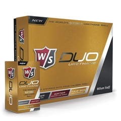Wilson Staff DUO Urethane Golf Ball